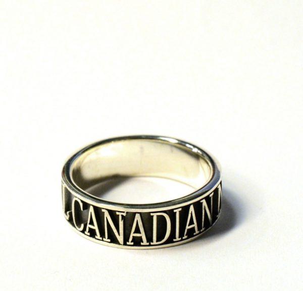 VERIGHETA ROYAL CANADIEN ARGINT