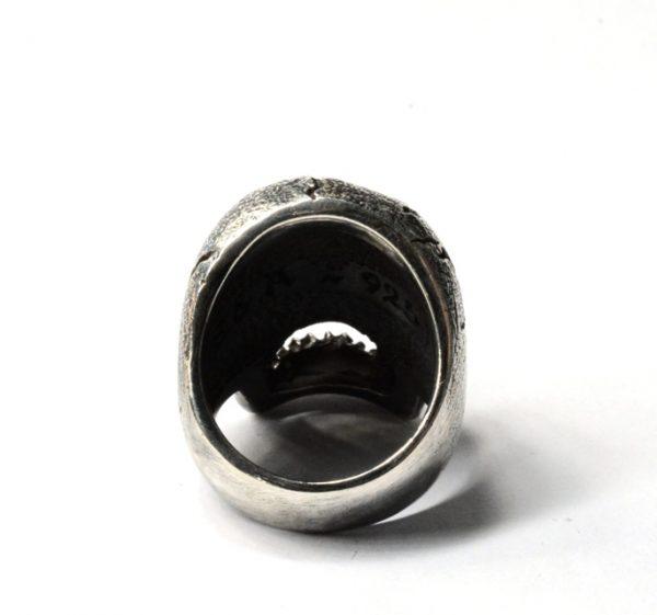 INEL CAP DE MORT BLACK ARGINT